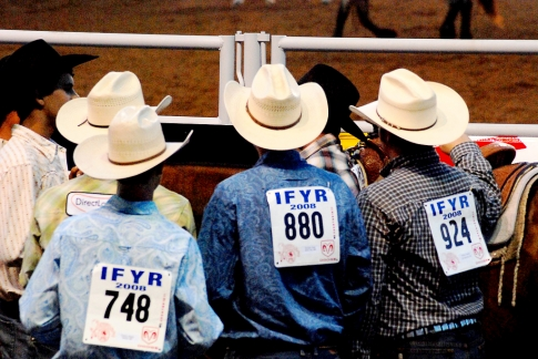 The International Finals Youth Rodeo draws more than 1,000 entrants from the United States, Canada and Australia.
