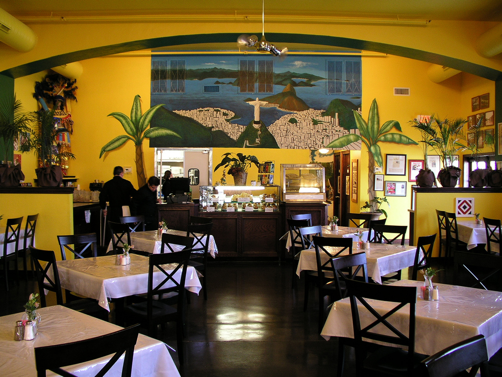 Cafe De Brazil Okc Menu