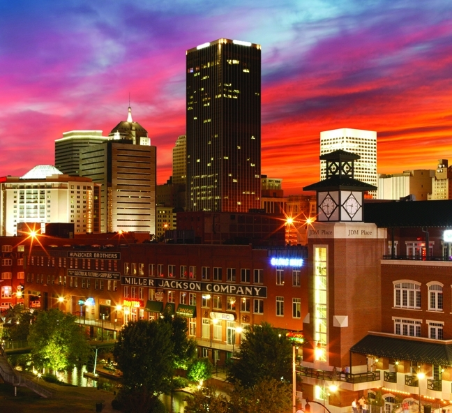 Top 10 Things to Do in Oklahoma City – Oklahoma City Tourist Attractions Map