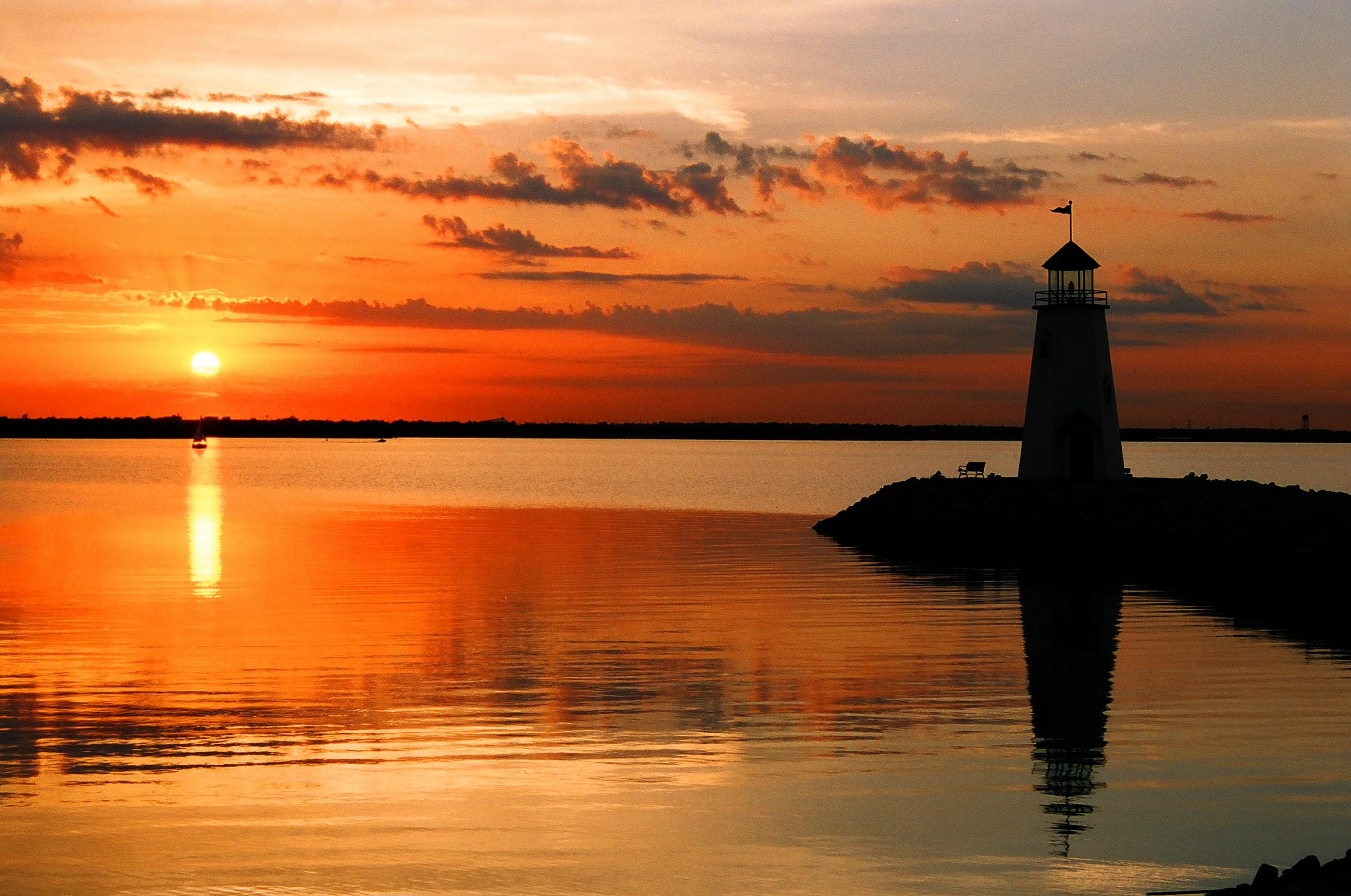 Oklahoma 39 s official travel tourism site for Lake hefner fishing