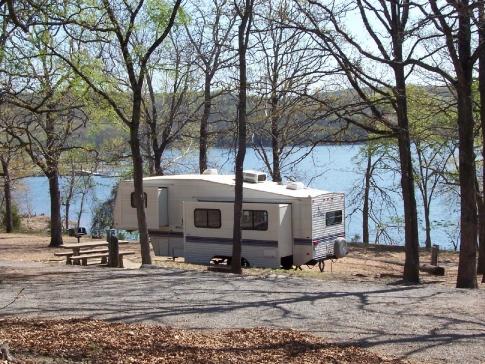 full hookup camping alberta
