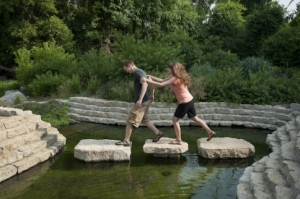 Enjoy the outdoors at Boiling Springs State Park in northwest Oklahoma.