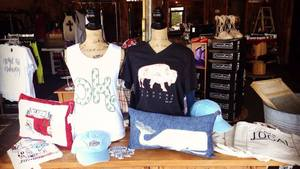 Discover fabulous Oklahoma-themed merchandise at Barn 66 Antiques & Mercantile in Catoosa.