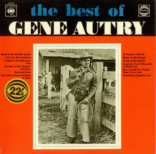 Gene Autry's Great Western Hits