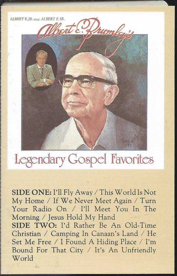 Albert E. Brumley's Legendary Gospel Favorites