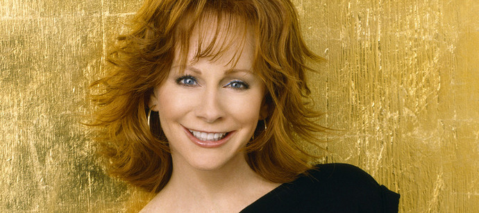 reba mcentire up on the housetop