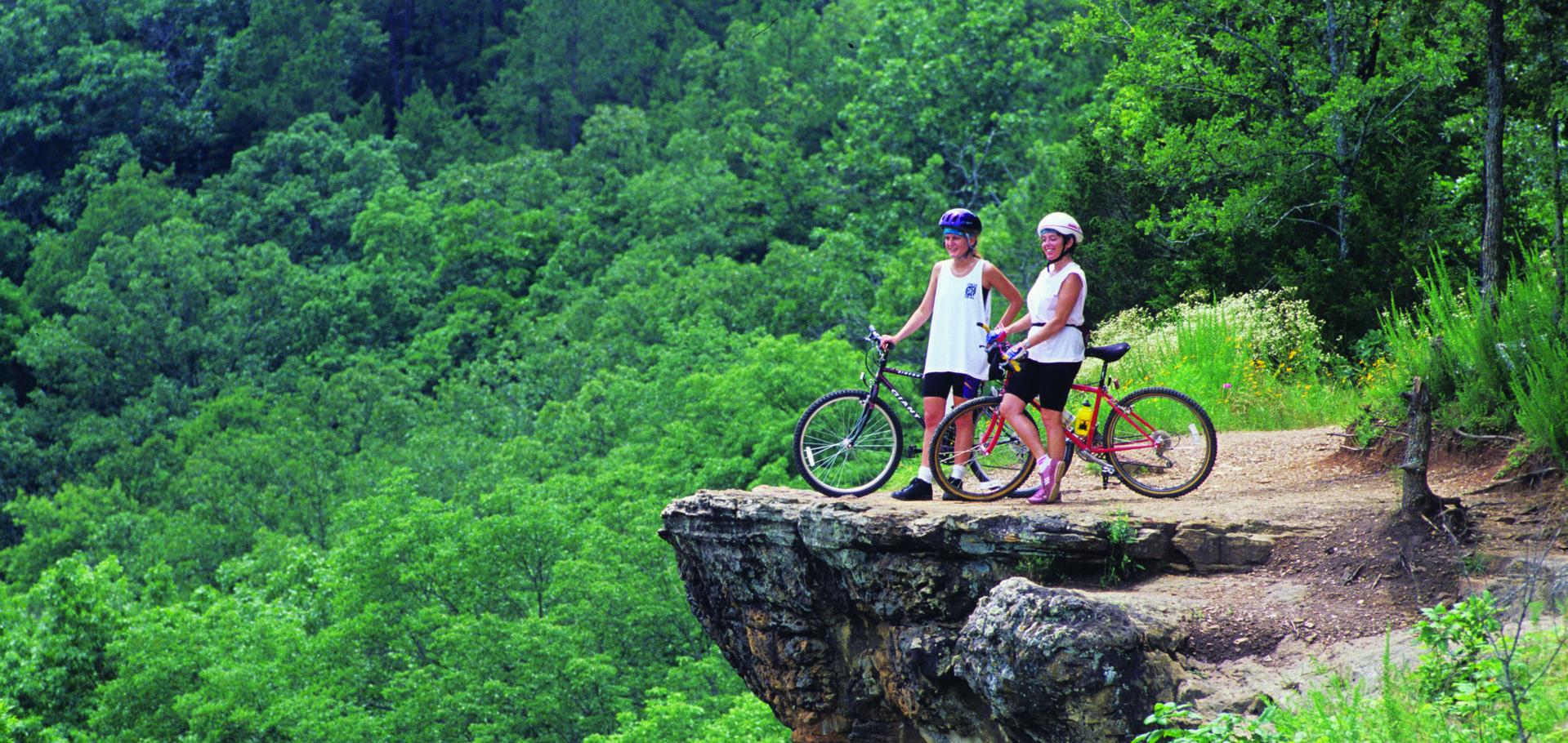 Biking Trails And Mountain Biking Travelok Com