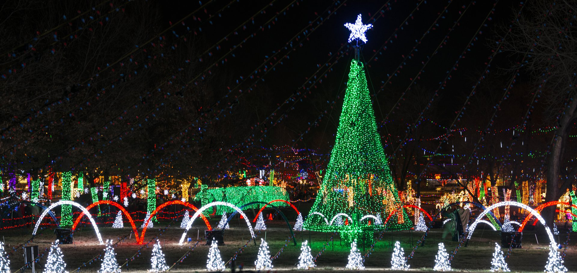 Okc Christmas Events.Winter Holidays Travelok Com Oklahoma S Official Travel