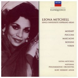 Leona Mitchell Sings Favourite Soprano Arias