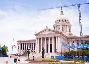 In the pilot episode for the ultimate Oklahoma Road Trip, the team goes to the Oklahoma State Capitol and visits with Lt. Gov. and Secretary of Tourism & Branding Matt Pinnell.