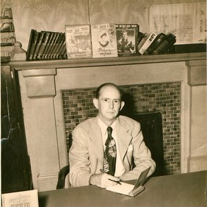 Albert Brumley writing