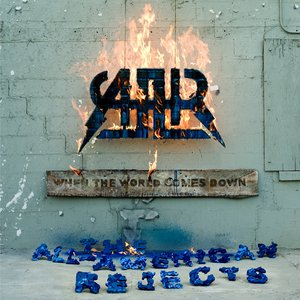 """The All-American Rejects released their third studio album, """"When the World Comes Down,"""" in 2008."""