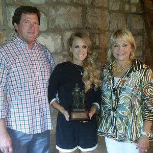 Oklahoma Music Trail Carrie Underwood Travelok Com Oklahoma S
