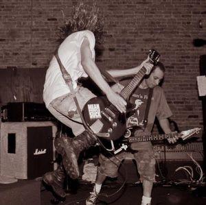 The Nixons performing at Trees in Dallas, Texas