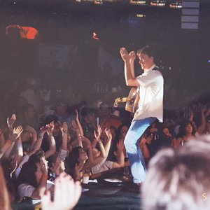 Bryan White on tour in 1999