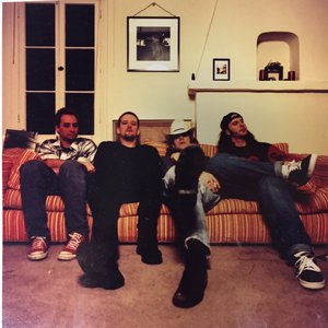 The Nixons pose for a photo in Los Angeles circa 1995