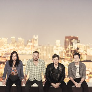 Nathan Followill, Caleb Followill, Matthew Followill and Jared Followill make up the band Kings of Leon.