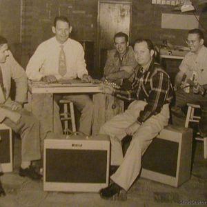 Leon Mcauliffe, Noel Boggs and unidentified individuals