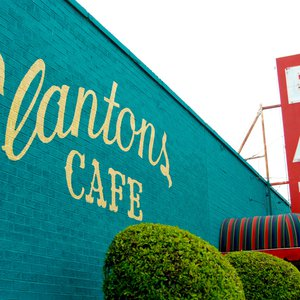 Clanton's Cafe, on Route 66 in Vinita, has been famous for its chicken fried steak since 1927.