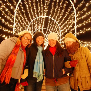 Friends and families have made a tradition out of gathering at Chickasha's annual Festival of Light to enjoy millions of twinkling bulbs, horse-drawn carriage rides, drive-through light displays and old-fashioned hot chocolate and snacks.