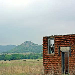 Seek out scenic Highway 115 near the Wichita Mountains Wildlife Refuge for plenty of off-the-main-road finds.