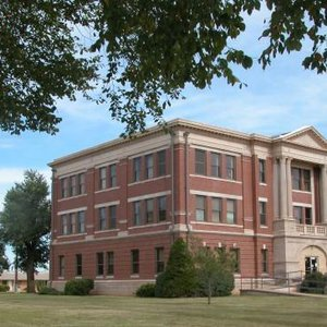 Grant County Courthouse.