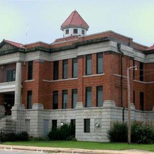 Nowata County Courthouse.