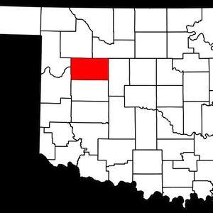 Dewey County.