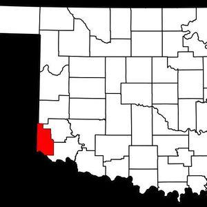Harmon County.