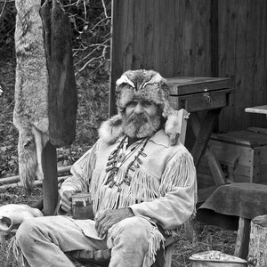Trappers and traders are portrayed by skilled re-enactors at the Dripping Springs Rendezvous, held at the beautiful Okmulgee & Dripping Springs Lake & Recreation Area in Okmulgee.