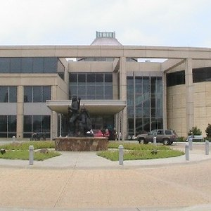 The Oklahoma Historical Society Research Center, housed within the Oklahoma History Center, is the preeminent location for researching genealogy in the state.
