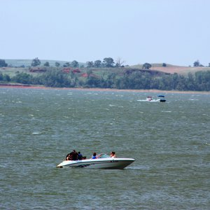 Foss Lake and Foss State Park offer 8,800 uncrowded surface acres in western Oklahoma for water recreation such as boating, swimming and fishing.