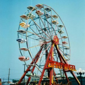 Hop on the Ferris wheel at Stillwater's Payne County Free Fair, which is held each fall.