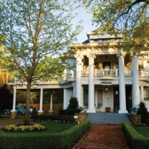 The Historic Hayes House in Muskogee.