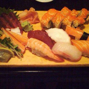 Get your fill of delicious sushi at Tokyo in Oklahoma City.