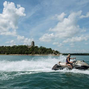 Water sports are extremely popular at Lake Murray State Park with boating, jet skiing, paddle boating, stand up paddle boarding, water skiing, tubing and much more available on Lake Murray.
