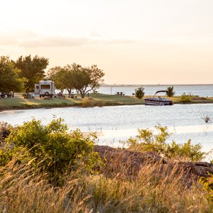 Enjoy a slower pace at this year-round peaceful destination. Photo by Lori Duckworth/Oklahoma Tourism.