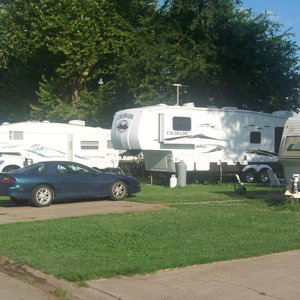 This RV Park Has Laundry Pool Rec Room Horseshoes Full Hookups And More