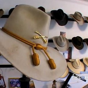 Visit Schafer Hat Works in Noble to meet with one of the preeminent hat  makers in the nation. A master craftsman and artist like none other 6ef9e4e2d2a7