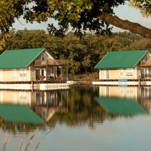 Lake Murray Floating Cabins Travelok Com Oklahoma S Official