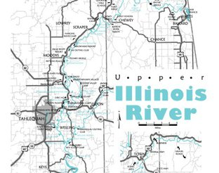 View Illinois River Map