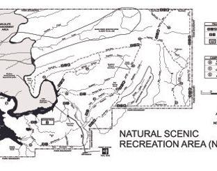 View Hiking, Biking & Equestrian Trail Map