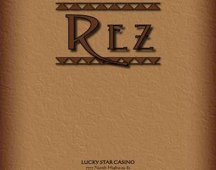 View REZ Restaurant Menu
