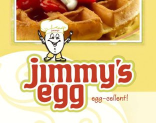 View Jimmy's Egg Menu