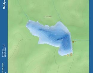 View Dahlgren Lake Map