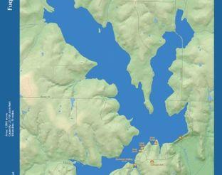 View Lake Fuqua Map