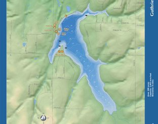 View Guthrie Lake Map