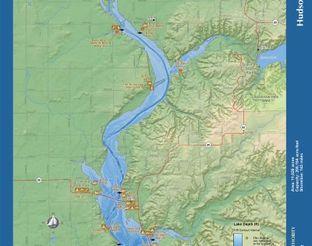 View Lake Hudson Map