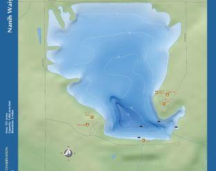 View Lake Nanih Waiya Map