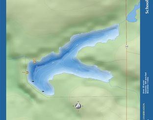 View Schooler Lake Map